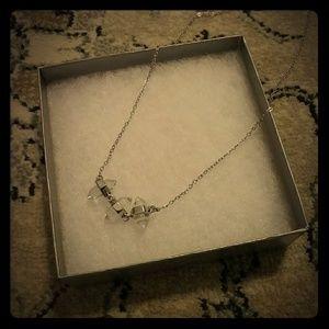 Rebecca Minkoff Silver Necklace